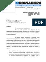 Documento Conjunto a Ger Gnral Sedapal