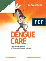 Dengue Care Brochure