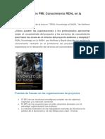 Informe Del Libro PMI