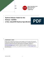 SC.R2003-002-0 v1.0 System Release Guideline Published 2004-01