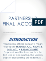 02 Partnership Final Accounts