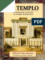 Alfred Edersheim El Templo