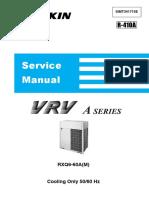 Field Setting VRV a