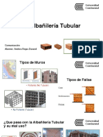 La Albañilería Tubular Andres Rojas Durand
