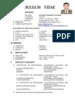 CV JP Duverly Mamani Condori