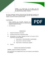 Minuta-clase Del 24 de Abril Del 2019- Didactica de La Fisica