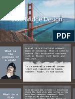 Elective 3 - Slab Bridge Design