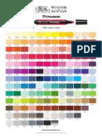 ProMarker chromatic colour chart.pdf