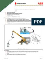 Lifting Operation (2)
