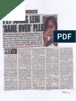 Peoples Tonight, July 18, 2019, PET junks Leni game over plea.pdf