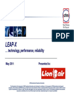 CFM56-LEAP-X - Value for Lion Air