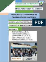 Informe Maquinarias Taller Colegio Politecnicopdf