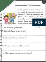 Colección de Fichas de Comprensión Lectora