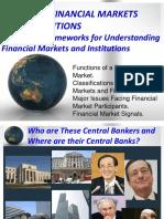02 FNCE 4070 Summer 2012 Understanding Financial Markets and Institutions