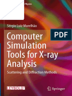 [Graduate Texts in Physics] Sérgio Luiz Morelhão (Auth.) - Computer Simulation Tools for X-ray Analysis_ Scattering and Diffraction Methods (2016, Springer International Publishing)