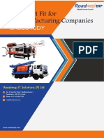 Rigs Manufacturing - Casestudy