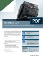 Sinamics-V20-y-G120