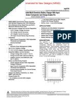 BQ24745 CONTROLLER DATASHEET