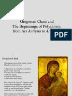 Medieval - Gregorian