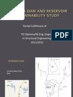 Nalanda Dam and Reservoir Sustainability Study-3