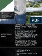 Windfarm & Nuvalli Tour Reflection.pptx
