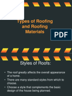 Types of Roofing.ppt