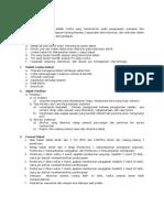 Petunjuk Lomba Debat PAI 2019