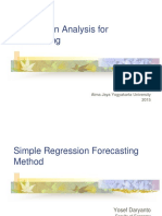 05. Regression Analysis