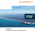 Sungrow Floating System Manual Book (2)