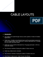 CABLE LAYOUTS.ppt