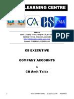 Download CS Executive Company Accounts Theory Notes.pdf