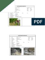 form pengamatan sample