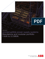 ABB UPS Brochure Overview En