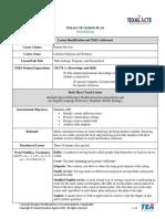 Lesson Plan Table Settings, Etiquette and Presentation_0_0.docx