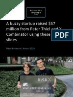 Biprime Brex Pitch Deck