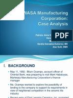 MARIWASA - Credit Analysis 3