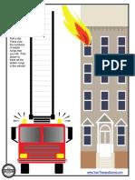 Firetruck Ladder Game
