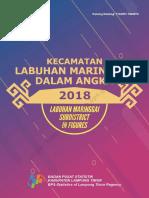 Kecamatan Labuhan Maringgai Dalam Angka 2018