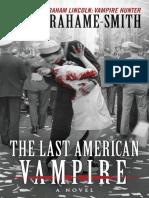 The Last American Vampire by Seth Grahame-Smith.epub