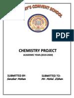 Chemistru Final Project