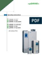 Operating Instruction MX Plus