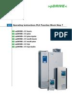 Operating Instructin SPS Step 7 En