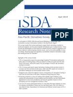 Asia Pacific Derivatives Survey 09042019