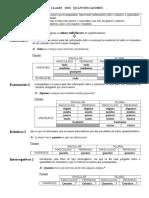 A Classe Dos Quantificadores_sintese