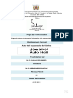 Rapport AUTO HALL PDF