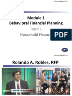 1_Module 1 Topic 1 Household Finance