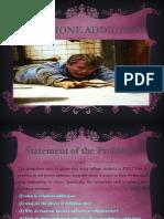 Cellphone Addiction Final Powerpoint.