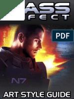 Mass Effect Art Style Guide