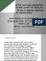 Proposal - Siti Noryzah