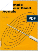 25 Simple Amateur Band Aerials